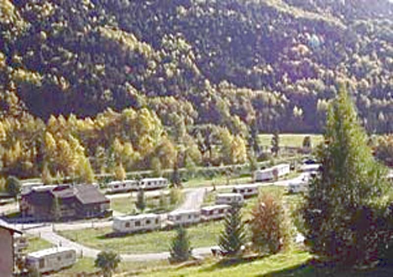 Camping municipal la rivière