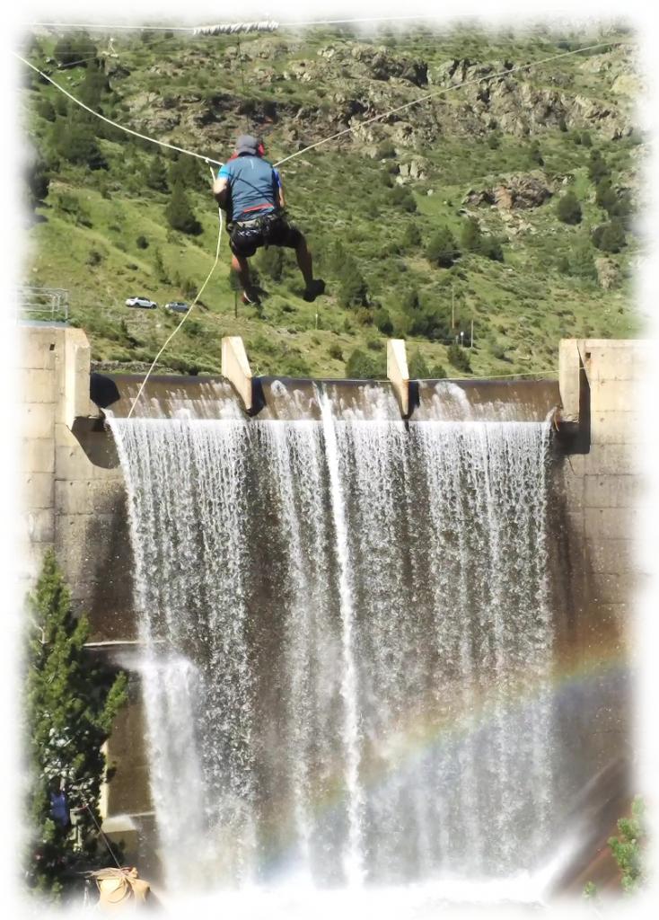Super saut cascade du Passet